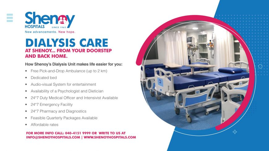 A glimpse into everything about Dialysis